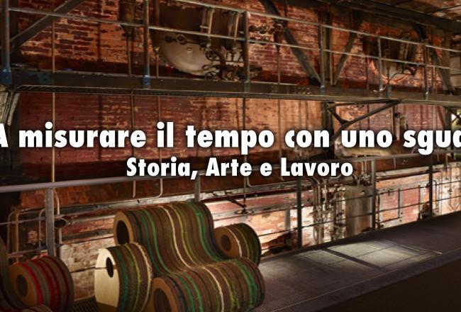 Percorso teatralizzato all'interno del Museo del tessuto Prato