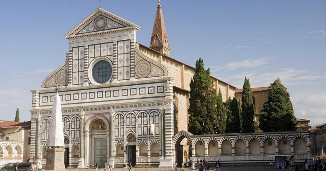 Visita guidata Santa Maria Novella Firenze