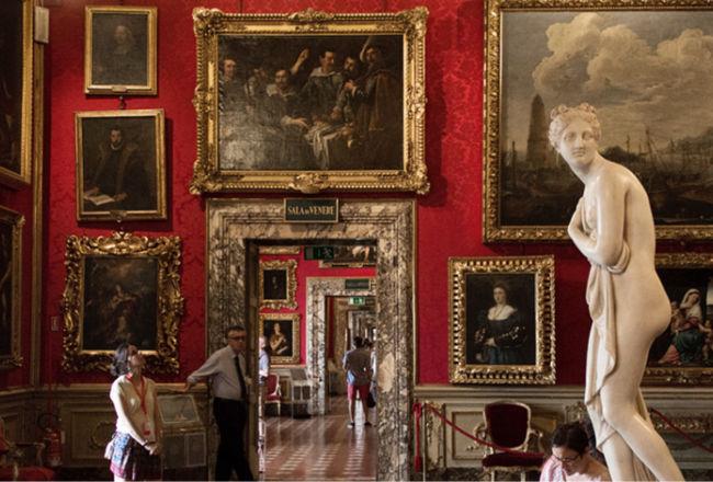 Galleria Palatina Firenze