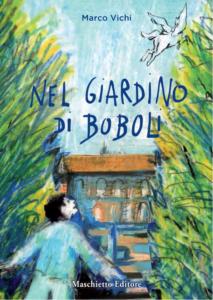 copertina del libro Nel Giardino di Boboli