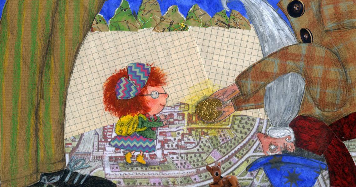 Illustratori finalisti ad Un prato di Fiabe 2017