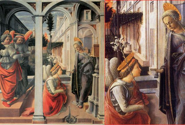 Corso di storia dell'arte sul '400 fiorentino