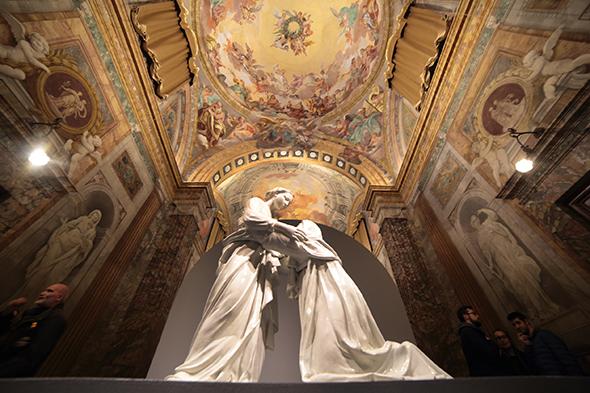 Con marginalia visita straordinaria alla visitazione di for Chiesa di san leone pistoia