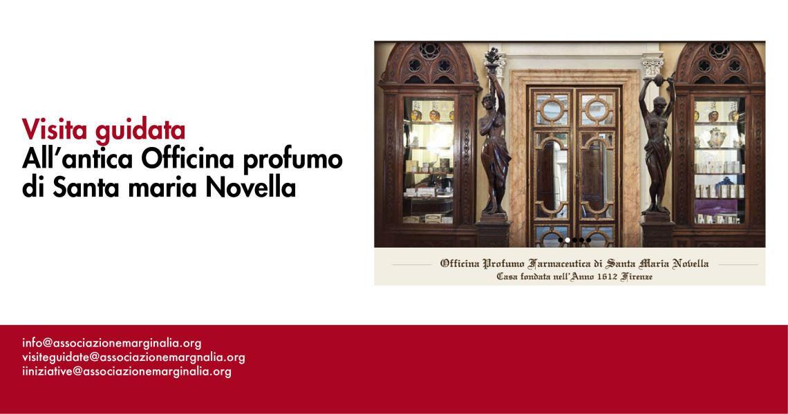 Officina profumo S. M. Novella