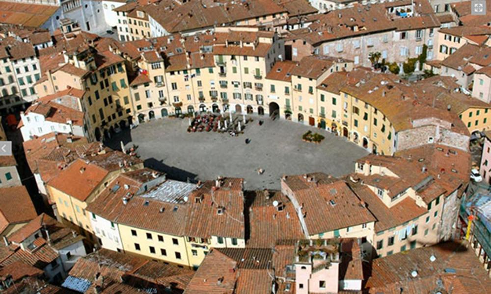 Le Mura e la città di Lucca
