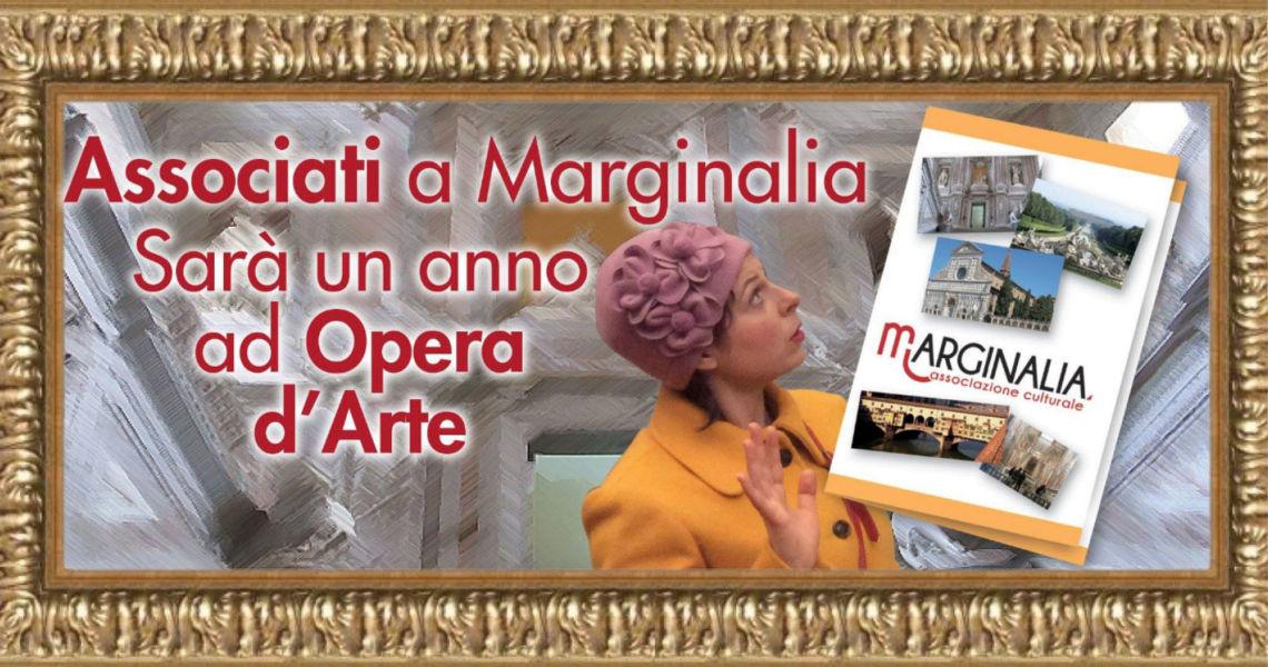 Iscriviti a Marginalia per belle visite d'arte insieme