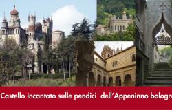 il castello Rocchetta Mattei