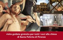 Chiesa di Santa Felicita Firenze