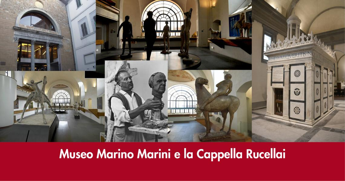 Museo Marino Marini e la Cappella Rucellai