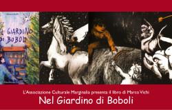 Presentazione del libro di Marco Vichi Nel Giardino di Boboli