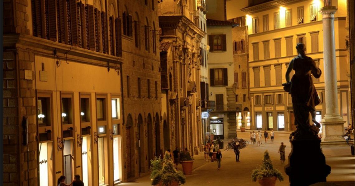 Passeggiate in notturna a Firenze