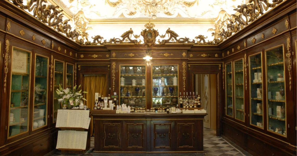 Antica Officina Profumo di Santa Maria Novella