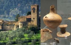 Passeggiata notturna per le vie del Borgo di Artimino e il Museo archeologico