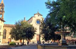Pomeriggio d'arte nella bella Oltrarno fiorentina.