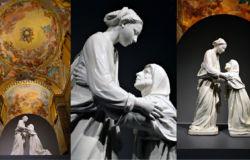 Visita straordinaria in notturna alla Vitazione di Luca della Robbia a Pistoia
