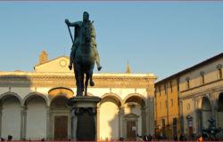 Visita alla Santissima Annunziata a Firenze