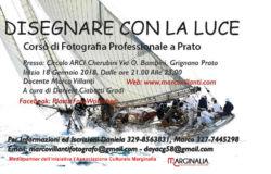 Corso di fotografia professionale a Prato