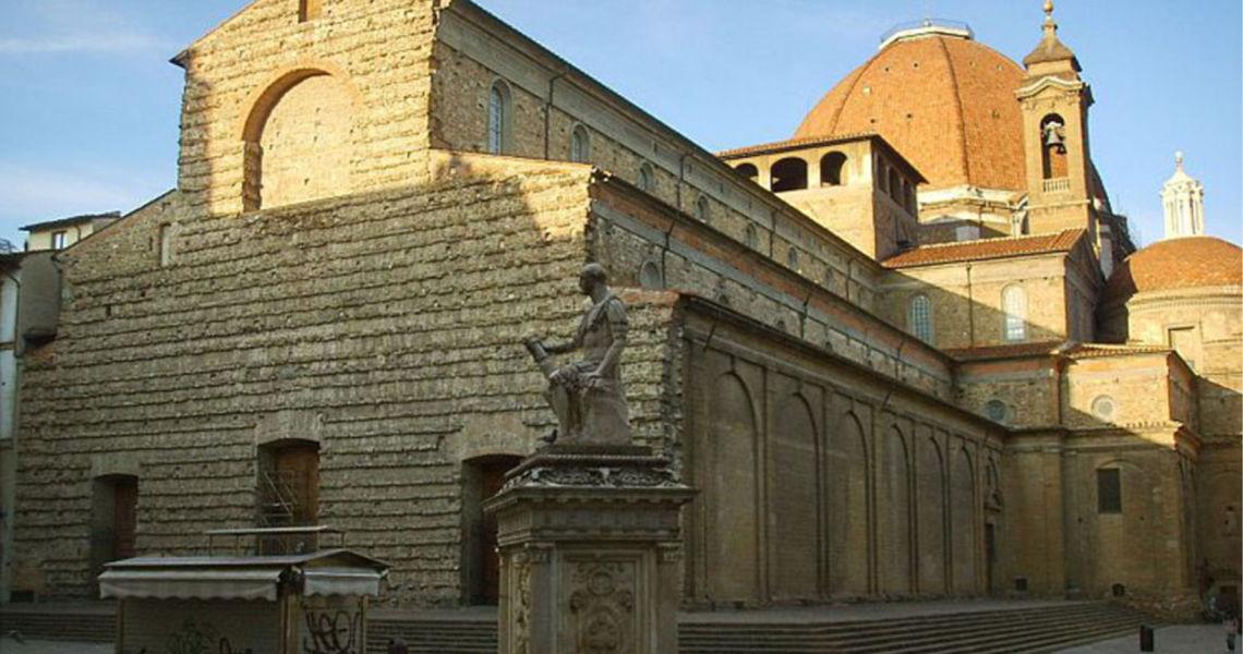 Visita guidata alla basilica di Sal Lorenzo a Firenze