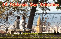 Il 14 febbraio è la consueta festa di San Valentino, noi di Mrginalia abbiamo cercato Di dare a tutti la possibilità di festeggiarlo in modi diversi secondo le proprie esigenze di tempi ed orari. Collegatevi al nostro sito www.associazionemarginalia.org