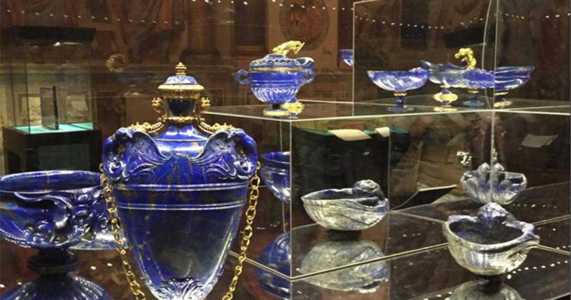 Museo degli argenti e la mostra Leopoldo de' Medici principe dei collezionisti