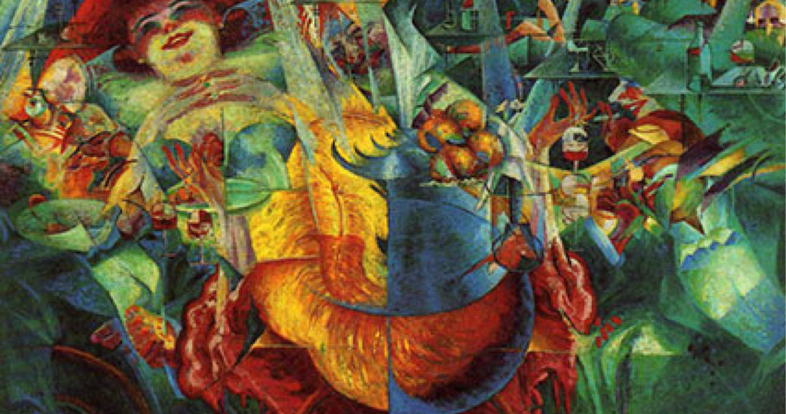 Sabati pomeriggio per parlare del '900 italiano, storia arte e caffè