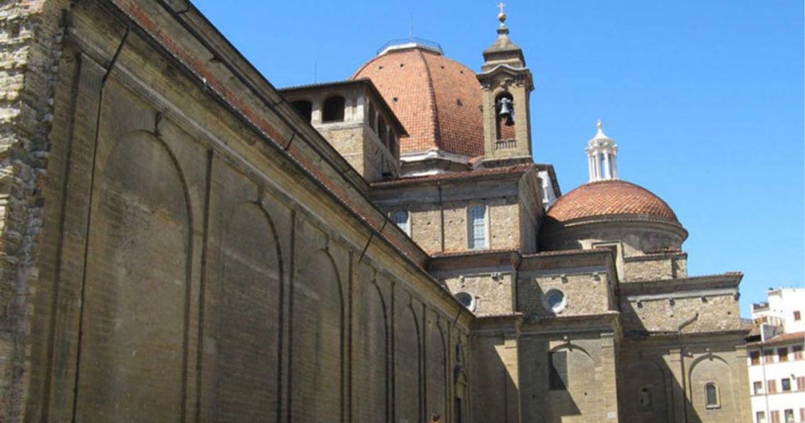 Visita guidata alla Basilica di San Lorenzo a Firenze