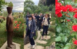 Visita guidata al Giardino delle rose di Firenze