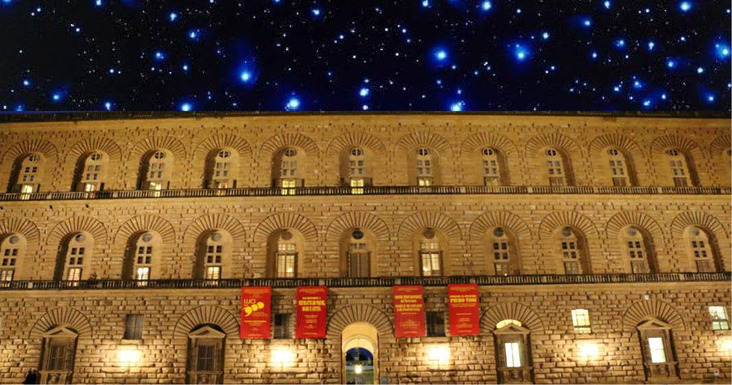 Parlando di stelle, arte e amore