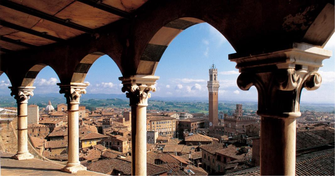 Trekking urbano di primavera a Siena con Marginalia bb551096fa0