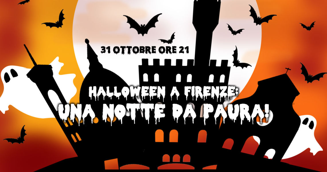 Halloween a Firenze: una notte da paura, per bambini