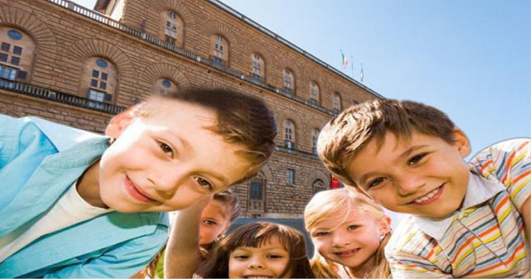 Tutti a Casa del principe a Palazzo Pitti