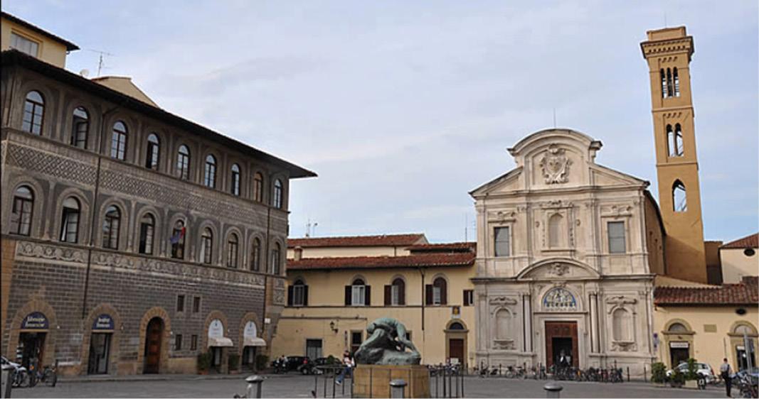 Chiesa di Ognissanti Firenze