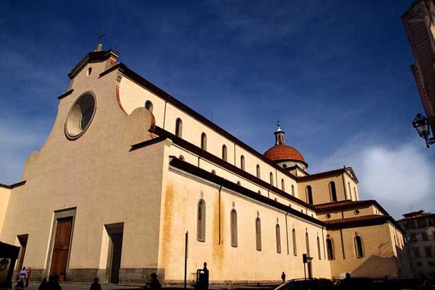 Chiesa di Santo Spirito a Firenze Visita guidata