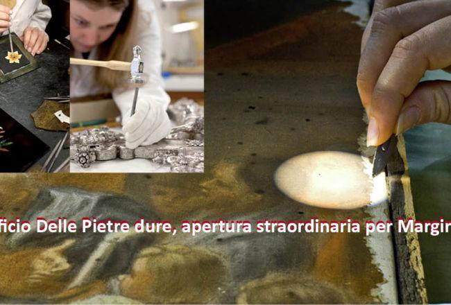 Laboratorio dell'Opificio delle Pietre Dure, visita guidata con Marginalia