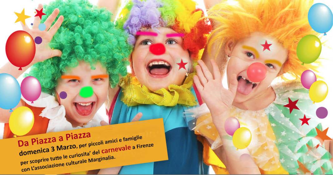 Carnevale per bambini e famiglie