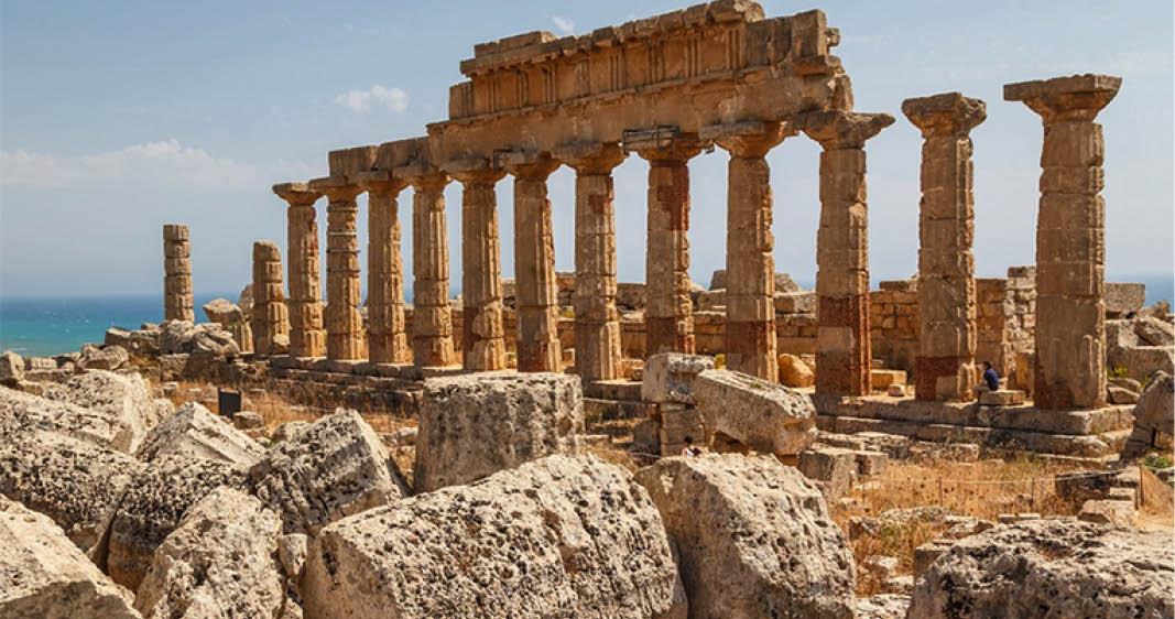 Viaggio in agosto nella bella Sicilia