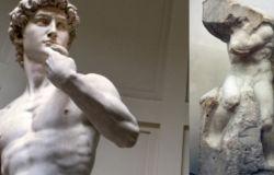 Il David di Michelangelo e le sere d'estate