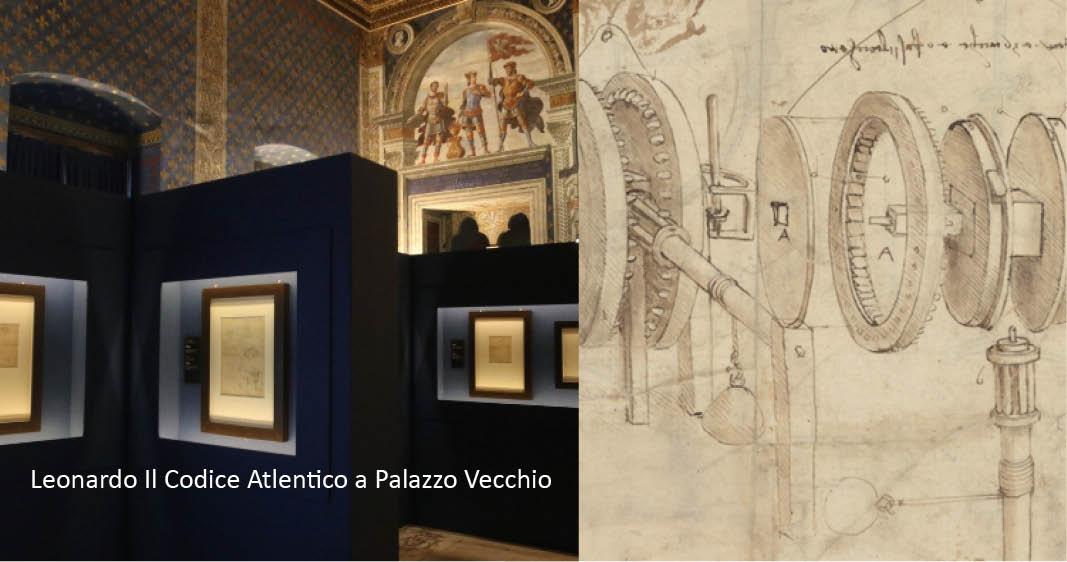 Il codice Atlantico di Leonardo, visita guidata