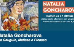 Mostra Natalia Goncharova