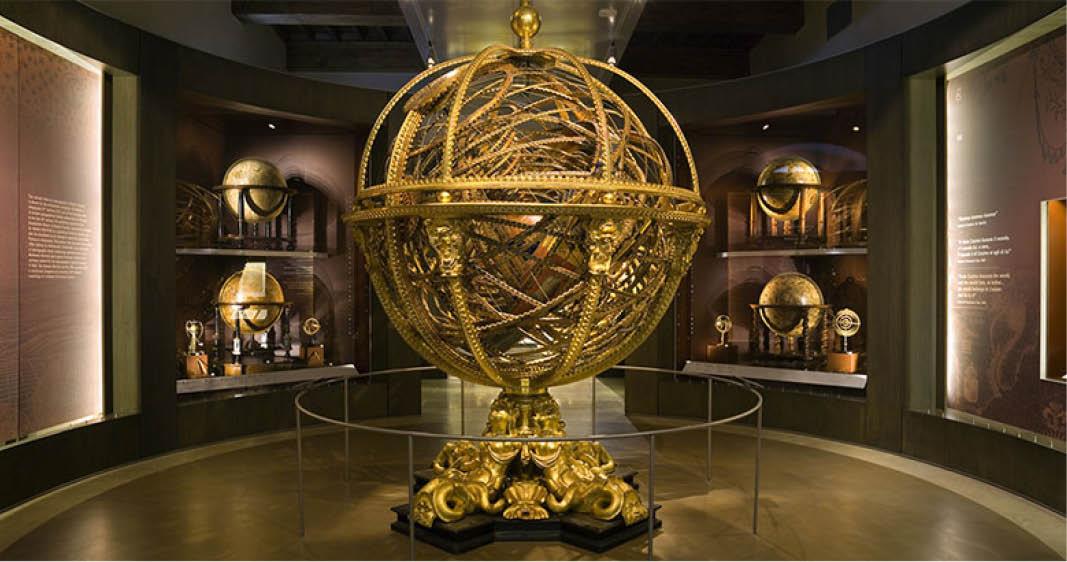 Museo Galileo - Leonardo da Vinci e il moto perpetuo