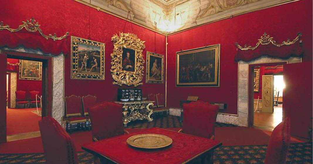 Visita guidata a Palazzo Rospigliosi di Pistoia
