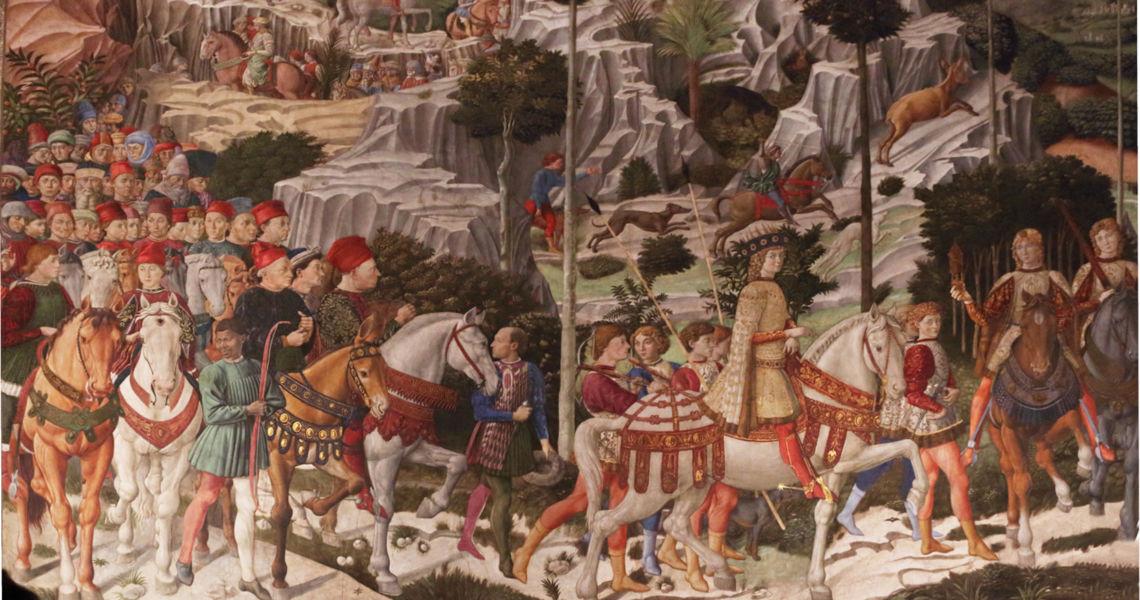 VISITA GUIDATA alla Cappella dei Magi di Benozzo Gozzoli in Palazzo Medici Riccardi