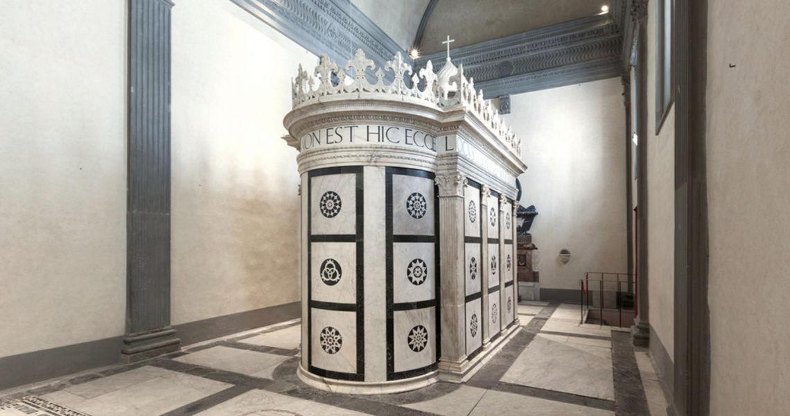 La Cappella Rucellai e il Sacello del Santo Sepolcro