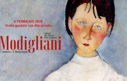 Modigliani a Livorno, visita guidata