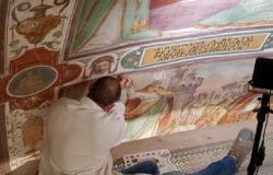 Laboratorio di restauro di Villa Petraia in apertura straordinaria, visita guidata