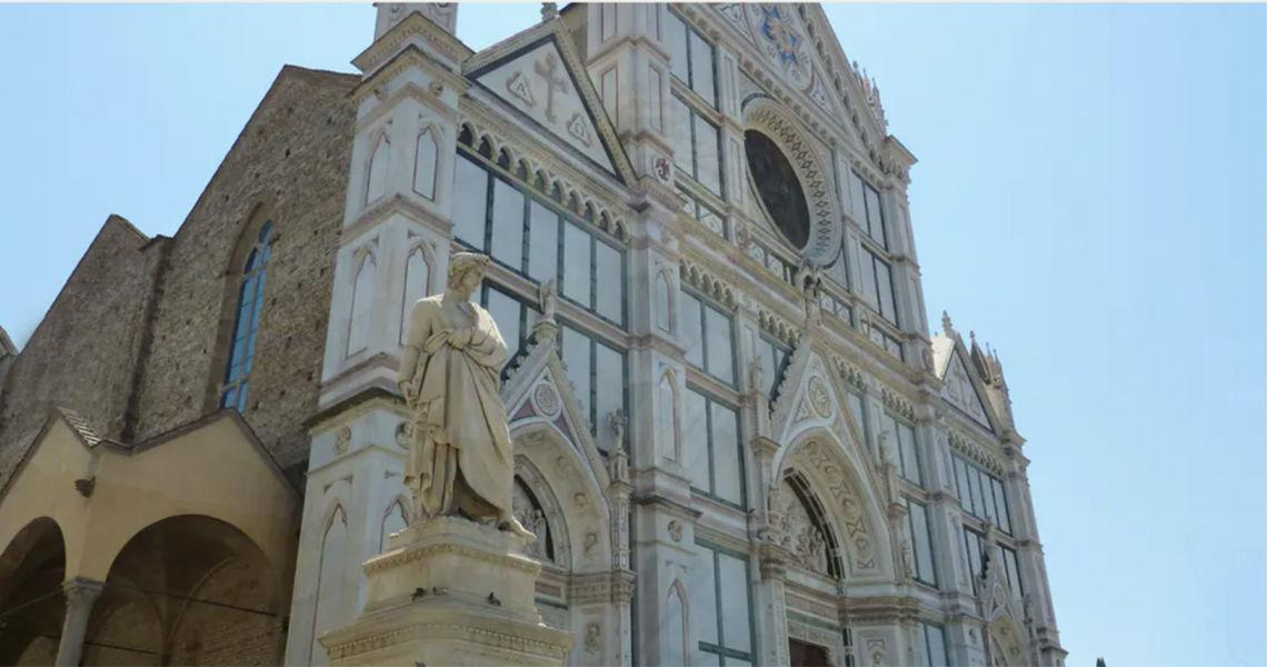 Visita guidata alla chiesa di Santa Croce a Frenze