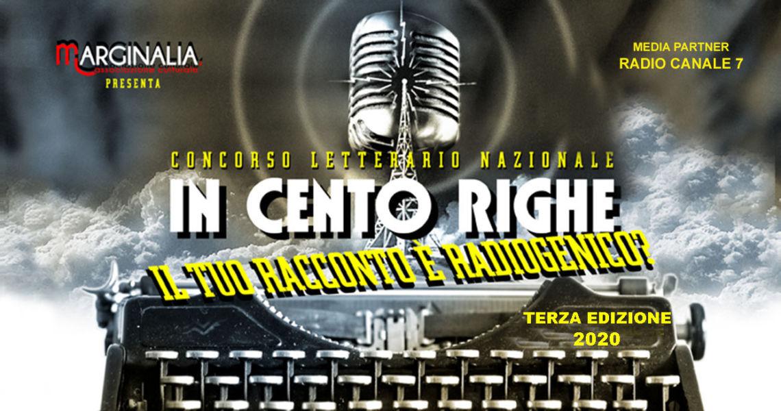 IN CENTO RIGHE concorso letterario