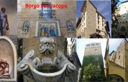 Borgo San Jacopo, una via piena di Torri e storia