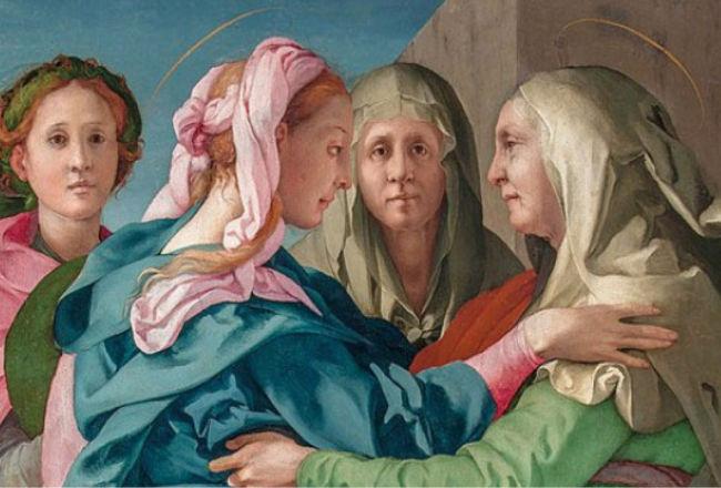 Pontormo e la Visitazione di Carmignano visita guidata