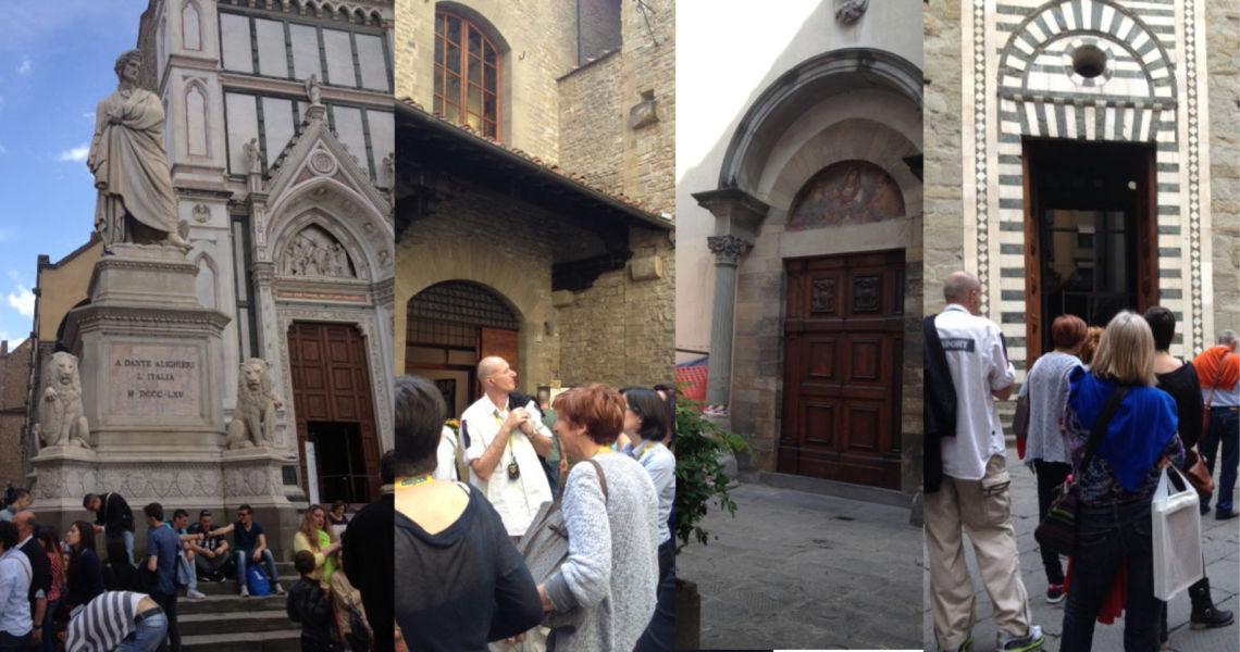 Dante, trekking Urbano a Firenze
